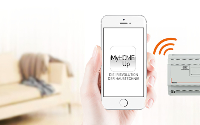 MyHOME / MyHOME_Up bei Elkom Nord GmbH in Nürnberg